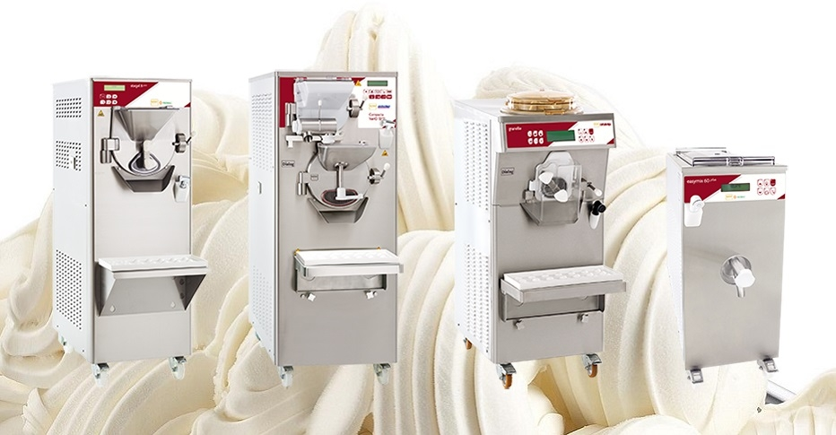 Ice-Cream Shop Equipment