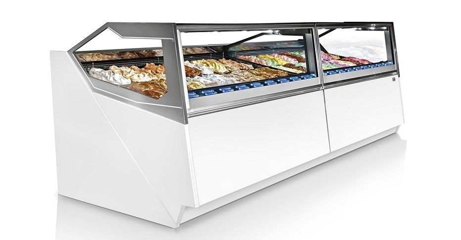 Ice-Cream Display Cases