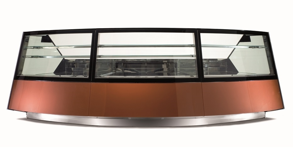 Display Cabinets For Ice Cream 365-ORION