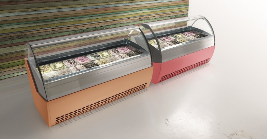 Display cabinets For Ice Cream Evo-ORION