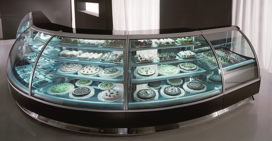 Display Cabinets For Ice Cream Italiana-ORION