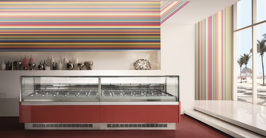 Display Cabinets For Ice Cream KT24-ORION