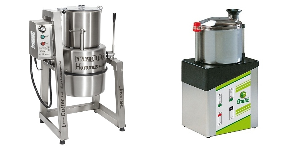 Fruit Cutters - Homogenizers